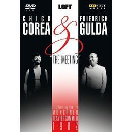 Corea/ Gulda: The Meeting Munich 1982 (Arthaus: 101634) [DVD]